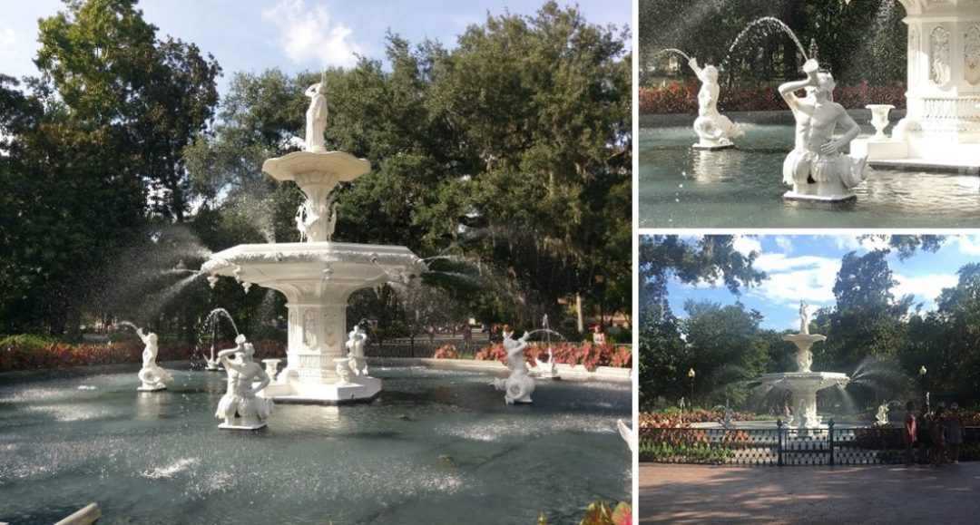 Things to do in Savannah: Forsyth Park | Savannah Dream Vacations